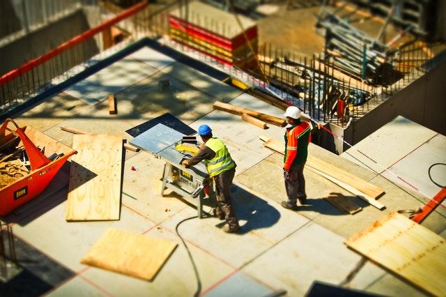 Construction industry Scheme Builders, Contractors And Subcontractors in Ealing, London